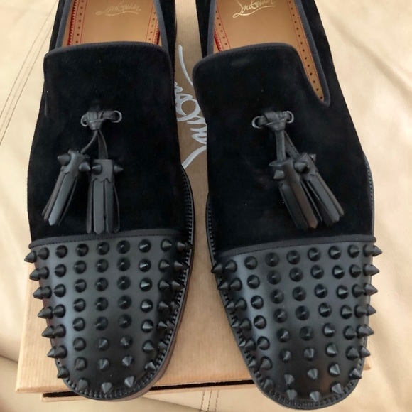 e5aa8c9ca87 Christian Louboutin Other - Christian Louboutin men s spikes loafers